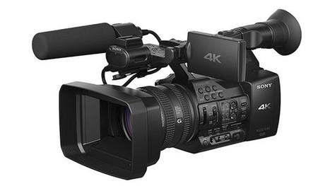 Sony Announces Sub-$6500 Pro 4K Camcorder | Digital filmaking | Scoop.it