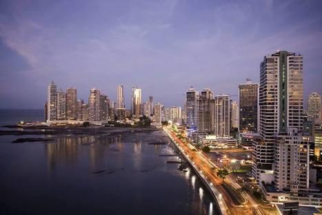 Panama City, le « Dubaï latino » - Le Journal International   logistique au panama   Scoop.it