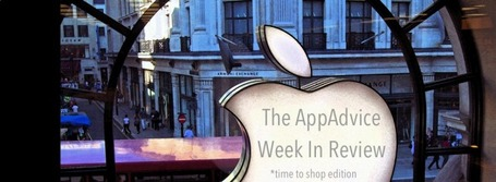 The AppAdvice Week In Review: Time To Shop Edition -- AppAdvice | iPads in Education | Scoop.it