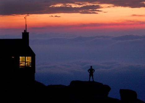 125 years of hut-to-hut hiking in New Hampshire's White Mountains | Travel World | Scoop.it