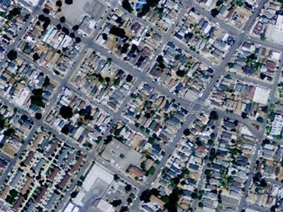How to Spot Income Inequality from Space: Look for the Trees   Complex Insight  - Understanding our world   Scoop.it