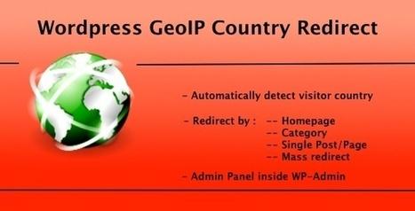 WP GeoIP, Plugin WordPress para SEO | WordPress | Scoop.it