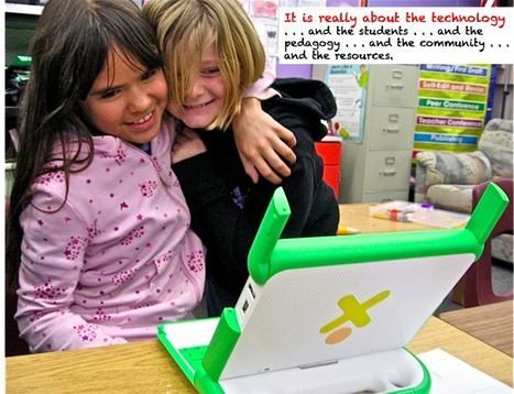 It really is about the technology and . . . « User Generated Education   Media Literacy is Elementary   Scoop.it