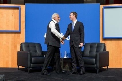 """Zuckerberg """"disappointed"""" with TRAI ruling in India   Mobile Video, OTT and payTV   Scoop.it"""