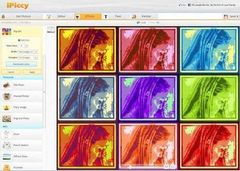 15 sites de retouches photos en ligne gratuits | Trucs, Conseils et Astuces | Scoop.it