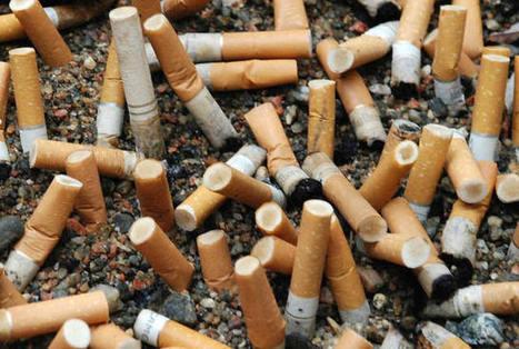 Nueva Orleans convierte las colillas de cigarrillos en abono y dinero | Agua | Scoop.it