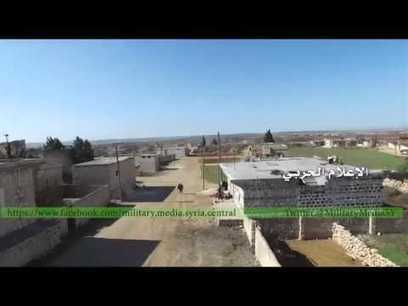 Drone Footage of the Liberated Town of Kiffin, Northern Aleppo (VIDEO) | Global politics | Scoop.it