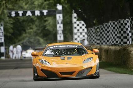 The 2012 Goodwood Festival of Speed stages the world's greatest dynamic showcase of new Supercars | FMSCT-Live.com | Scoop.it