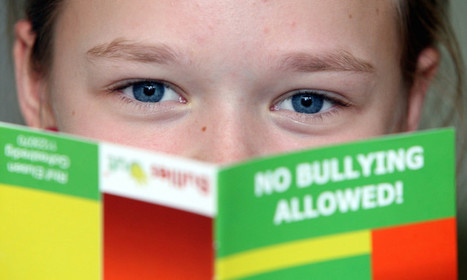 Recognize and Discuss Bullying with the KnowBullying App | Bradwell Institute Media | Scoop.it