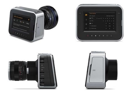 Blackmagic Design Camera : 2.5K RAW pour moins de 3000 dollars | Blac Magic Cinema Camera | Scoop.it