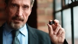 Security: John McAfee stellt Passwortspeicher Everykey vor | CES2016 | 21st Century Innovative Technologies and Developments as also discoveries, curiosity ( insolite)... | Scoop.it