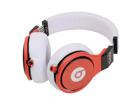 Eye-catching Monster Beats By Dr. Dre Pro Headphones White Red_hellobeatsdreseller.com | Monster Beats Pro | Scoop.it