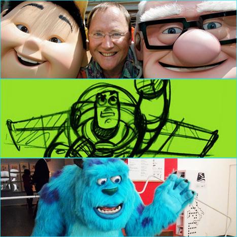 Pixar - 25 Anni di Animazione | DailyComics | Scoop.it