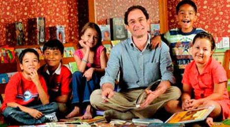 Boas Notícias - Escritor cria dicionário com definições de crianças | Education CC | Scoop.it