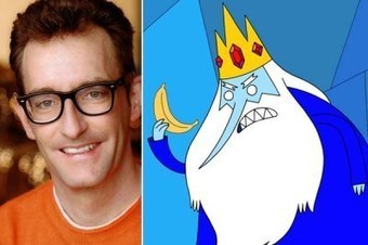 'Adventure Time' voice actor Tom Kenny on Ice King's loneliness, tragic past | Los Angeles Times | The Awkwardly Twisted | Scoop.it
