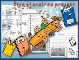 ÊTRE et AVOIR au présent : JEU – RITUEL – EXERCICES ... | Foreign Language Classroom | Scoop.it