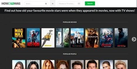 Tres sitios no muy conocidos que todo amante del cine debe visitar | La R-Evolución de ARMAK | Scoop.it