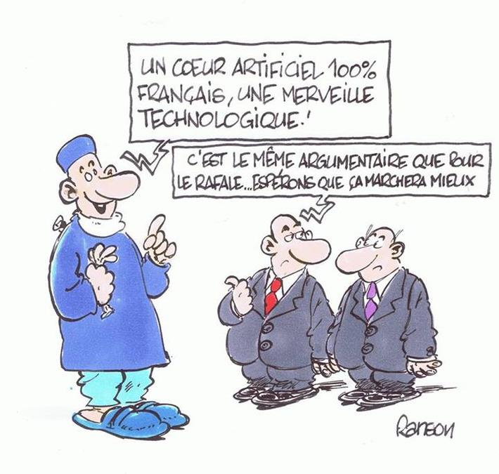 Faut avoir un coeur de pierre pour ne pas se réjouir de ce succès français. | Baie d'humour | Scoop.it