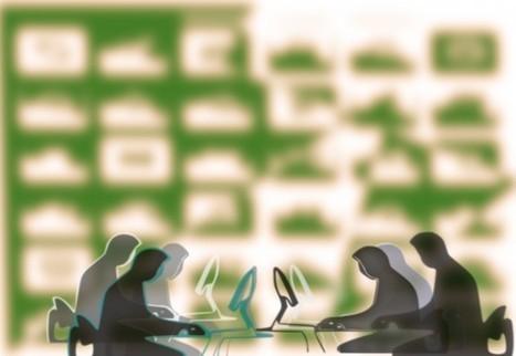 Inauguration de Numa, nouveau temple des Start-ups du numérique | Pratiques digitales dans le monde | Scoop.it