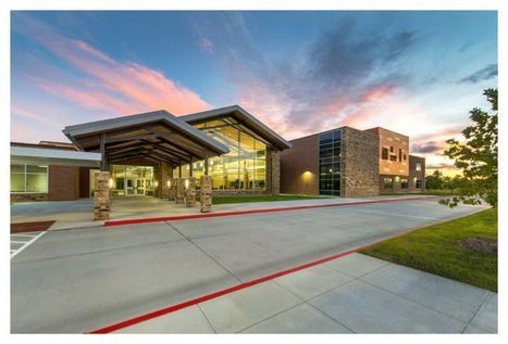 Student-centered education is focus for new elementary school in CFISD - Your Houston News   School Library Design   Scoop.it