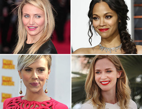 Girly to Gutsy: 6 Actresses Who Went from Chick Flicks to Action Movies | Divine Caroline | Hollywood Week | Scoop.it