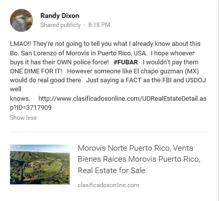 If Puerto Rico, USA had an honorable criminal justice system but it's totally #FUBAR! A fact as the FBI & USDOJ well knows. | Criminal Justice in America | Scoop.it