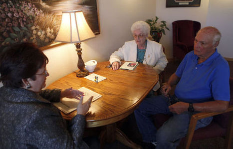 Making your 'final plans': Preparing for death an important part of life - Rapid City Journal | Funeral News | Scoop.it