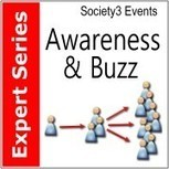 Awareness & Buzz Creation  - Knowledge series -webinar  Nov 15 - Society3 | Social Presence Today | Scoop.it