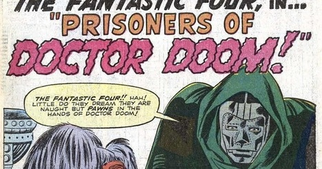 "BOOKSTEVE'S LIBRARY: Fantastic Splash # 5 | Jack ""King"" Kirby 