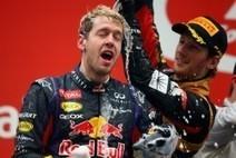 F1 - Vettel: «C'était difficile»   Auto , mécaniques et sport automobiles   Scoop.it