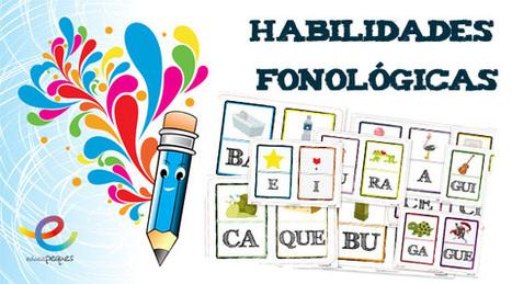 Habilidades fonológicas niños y su influencia en la lectura | Recull diari | Scoop.it