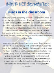 Mr P's ICT blog - iPads in the Classroom: Using Twitter to provide some quick and interesting lesson starters | Twitter for Beginners | Scoop.it