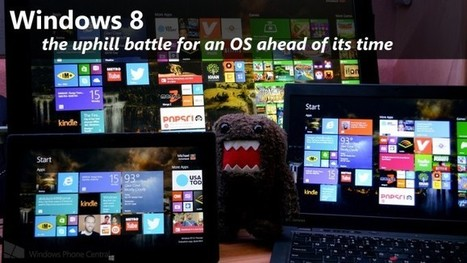 Windows 8: the uphill battle for an OS ahead of its time | Cotés' Tech | Scoop.it