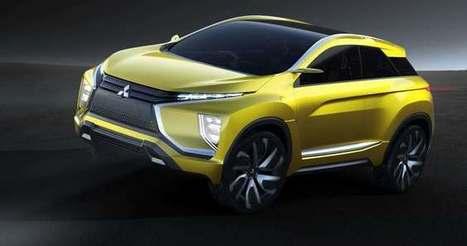 Tokyo 2015 : Mitsubishi eX Concept - un crossover survolté | 694028 | Scoop.it