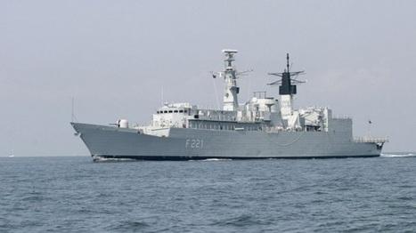 La Roumanie s'apprête à lancer la phase 2 longtemps retardée de la modernisation de ses 2 frégates Type 22 Batch 2 | Newsletter navale | Scoop.it