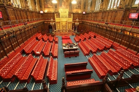 Take a closer look at the House of Lords: it may not be quite what you think | Parliament | Scoop.it