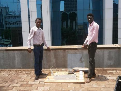 These Young Inventors Are Tackling Africa's Electricity Crisis - Forbes | Creativity & Innovation  for success | Scoop.it
