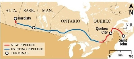 Three myths about the Energy East pipeline | The Canadian Progressive | News and Opinion | Scoop.it