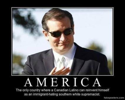 Good Ole Ted Cruz, the Anal Probe | Global politics | Scoop.it