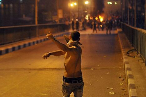 Amnesty International to Egypt: Stop 'bloody' legacy of repression | Égypt-actus | Scoop.it