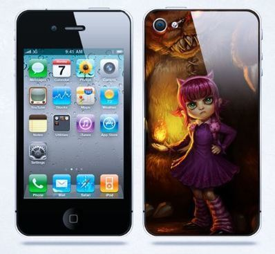 League of Legends Annie iPhone case | Apple iPhone and iPad news | Scoop.it