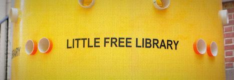 «The Little Free Library» : remettre les livres dans la rue ! | Graphisme & interactivité blog par Geoffrey Dorne | documentalità | Scoop.it