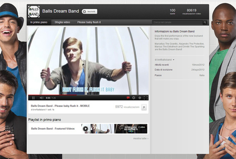 E se una boy band cantasse dal wc? | Balls Dream Band | Scoop.it