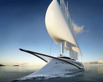 The 100m Phoenicia Superyacht Design By Igor Lobanov | Art, Design & Technology | Scoop.it