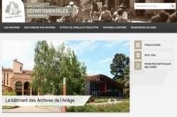 Ariège : importante mise à jour des archives en ligne | Rhit Genealogie | Scoop.it