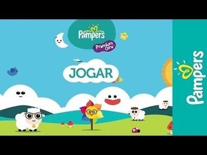 Pampers lancia un'app di giochi per bambini | Giochi e cartoni | Scoop.it