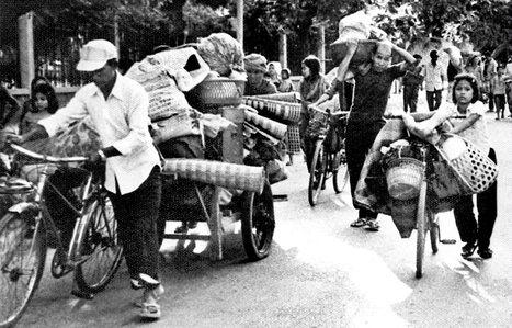 Kambodžan punakhmerien verisen hirmuhallinnon valtaannoususta on 40 vuotta   Historia   Scoop.it