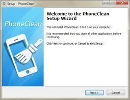 PhoneClean for PC / Mac Free Download Page | Tooltip | Scoop.it