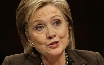 "Vulgar Psychopat »»» Hillary Clinton: ""If I'm President, We Will Attack Iran"" 