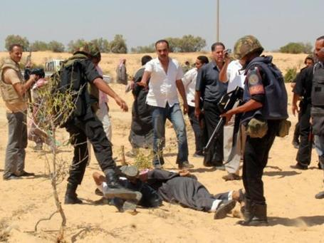 Security seizes weapons in Arish | Égypt-actus | Scoop.it